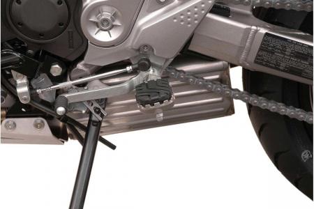 Kit scarite ION pentru Kawasaki Versys 650 / ZRX1200 / Z1000.Argintiu1