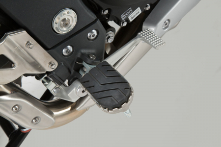 Kit scarite ION pentru Tiger 1050 (06-) R1200R (11-) RnineT (14-).Argintiu FRS.11.011.10001/S [0]
