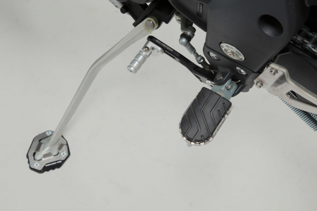 Kit scarite ION pentru Tiger 1050 (06-) R1200R (11-) RnineT (14-).Argintiu FRS.11.011.10001/S [1]