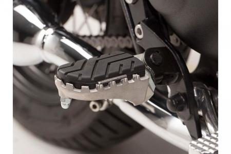 Kit scarite ION pentru Triumph Bonneville/T100 (04-), Scrambler (05-).Argintiu0