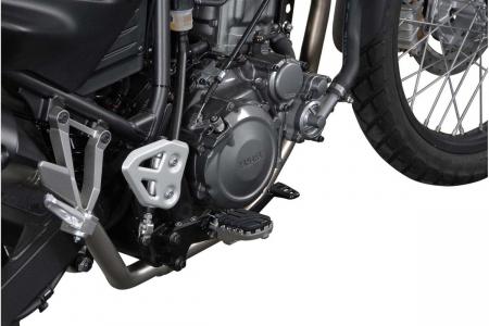 Kit scarite ION pentru Yamaha XT660 Z (07-10) X (04-) R (04-09).Argintiu0