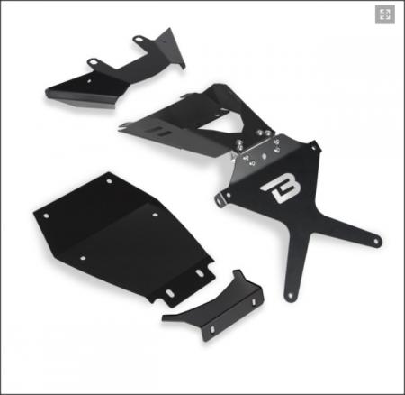 Kit suport numar de inmatriculare KTM31041