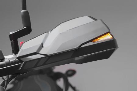 KOBRA LED Indicator Pentru Protectii Maini Transparent.1