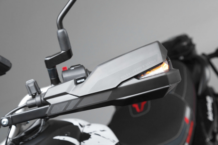 KOBRA LED Indicator Pentru Protectii Maini Transparent.2