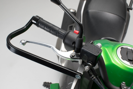 Kit Protectii maini Kobra Negru Kawasaki KLE 250/300 Versys-X (16-). [1]