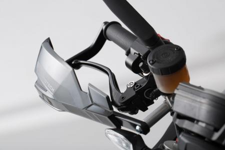Kit Protectii maini Kobra Negru KTM 1290 Super Duke R (14-). [1]