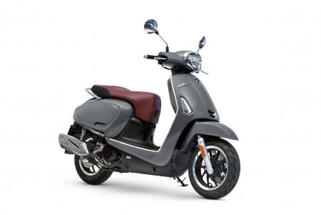 Kymco Like 150i ABS E4