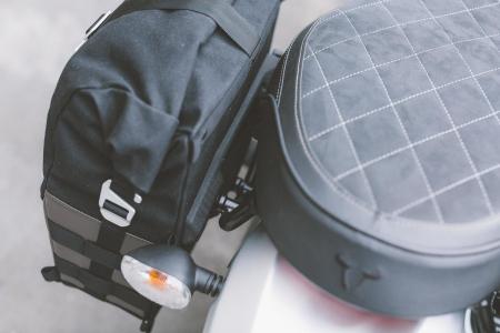 Legend Gear side bag LC1 - Negru Edition 9.8 l. pentru stanga SLC side carrier.2