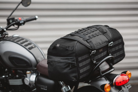Legend Gear Tail Bag LR2 - Black edition, 48l Rezistent la apa1