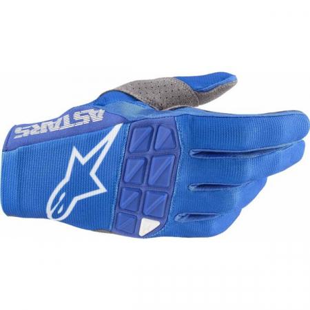 Manusi Cross-Enduro Alpinestars Racefend Albastru L