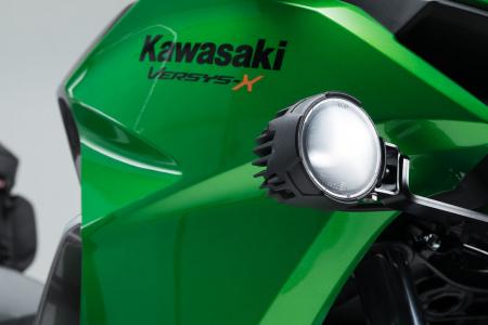 Montare lumini negru Kawasaki Versys-X300 ABS (16-). [0]