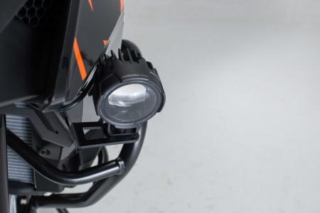 Montare lumini negru KTM 1050/1090 Adv., 1190 Adv./R. [1]