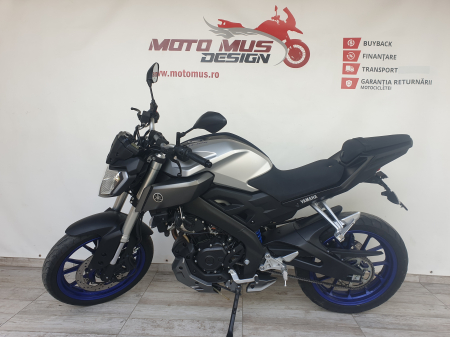 Motocicleta A1 Yamaha MT-125 ABS 125cc 15CP - Y04742 [6]