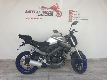Motocicleta A1 Yamaha MT-125 ABS 125cc 15CP - Y04742 [0]