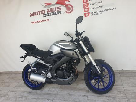 Motocicleta A1 Yamaha MT-125 ABS 125cc 15CP - Y04742 [4]