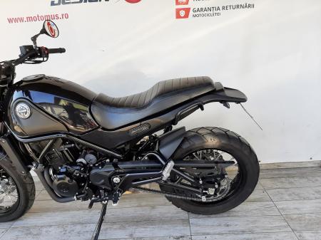 Motocicleta A2 Benelli Leoncino TRAIL ABS 500cc 47CP - B80540 [9]