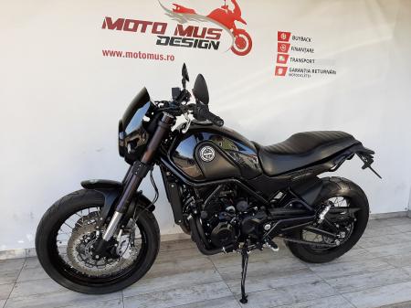 Motocicleta A2 Benelli Leoncino TRAIL ABS 500cc 47CP - B80540 [7]
