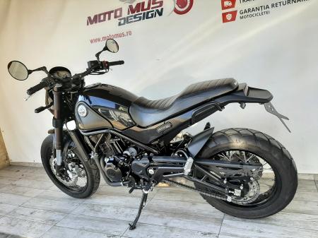 Motocicleta A2 Benelli Leoncino TRAIL ABS 500cc 47CP - B80540 [10]