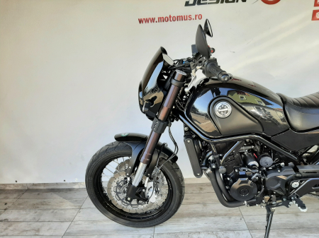 Motocicleta A2 Benelli Leoncino TRAIL ABS 500cc 47CP - B80540 [8]