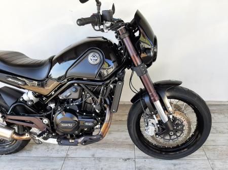 Motocicleta A2 Benelli Leoncino TRAIL ABS 500cc 47CP - B80540 [3]