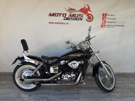 Motocicleta A2 Honda VT750 Black Widow Custom 750cc 44CP - H01687 [0]
