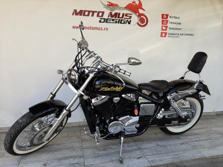 Motocicleta A2 Honda VT750 Black Widow Custom 750cc 44CP - H01687 [7]