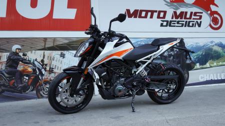 Motocicleta A2 KTM 390 Duke ABS 390cc 43CP - K81044 [8]