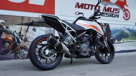 Motocicleta A2 KTM 390 Duke ABS 390cc 43CP - K81044 [1]