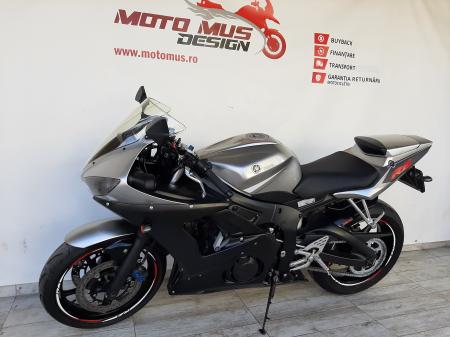 Motocicleta Yamaha R6 600cc 47CP - Y12412 [7]