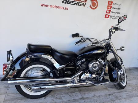 Motocicleta A2 Yamaha XVS 650 Dragstar 650cc 39.5CP - Y07458 [1]