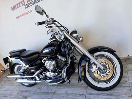 Motocicleta A2 Yamaha XVS 650 Dragstar 650cc 39.5CP - Y07458 [4]