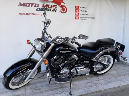 Motocicleta A2 Yamaha XVS 650 Dragstar 650cc 39.5CP - Y07458 [7]