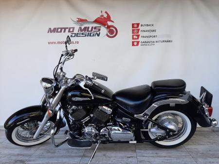 Motocicleta A2 Yamaha XVS 650 Dragstar 650cc 39.5CP - Y07458 [6]