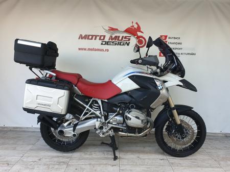 Motocicleta BMW R1200 GS ABS 1200cc 109CP - B17874 [0]