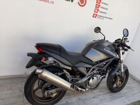 Motocicleta CAGIVA RAPTOR 650cc - C016441