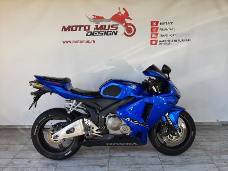 Motocicleta Honda CBR600 RR 600cc 115CP - SUPERBA - H03585 [0]