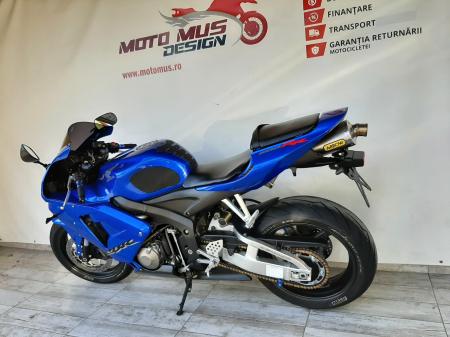 Motocicleta Honda CBR600 RR 600cc 115CP - SUPERBA - H03585 [10]