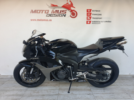Motocicleta Honda CBR600 RR 600cc 118CP - SUPERBA - H03375 [6]