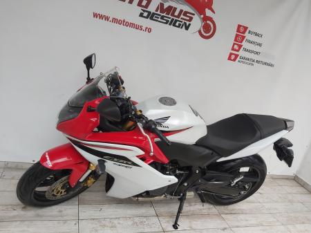 Motocicleta Honda CBR600F 600cc 101CP - H007067
