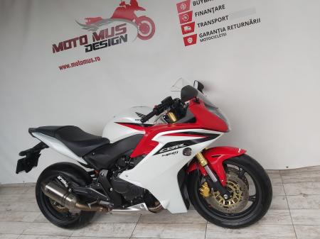 Motocicleta Honda CBR600F 600cc 101CP - H007064