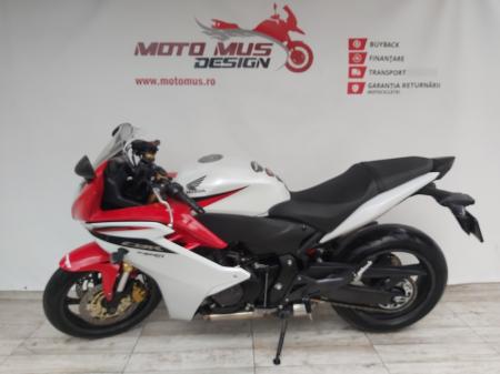Motocicleta Honda CBR600F 600cc 101CP - H007066