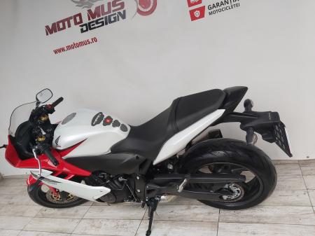 Motocicleta Honda CBR600F 600cc 101CP - H0070610