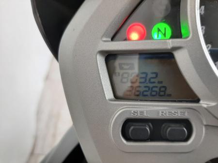 Motocicleta Honda HORNET 600cc - H139803