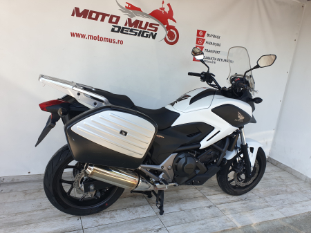 Motocicleta Honda NC 750X DCT 750cc 54CP - H01657 [1]