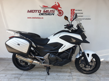 Motocicleta Honda NC 750X DCT 750cc 54CP - H01657 [0]