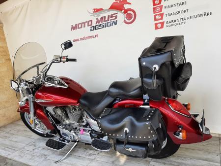 Motocicleta Honda VTX 1300cc 74CP - Superba - H00542 [10]