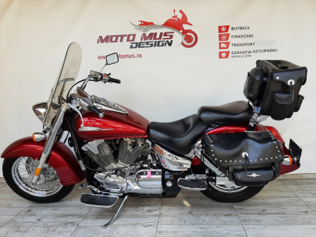 Motocicleta Honda VTX 1300cc 74CP - Superba - H00542 [6]