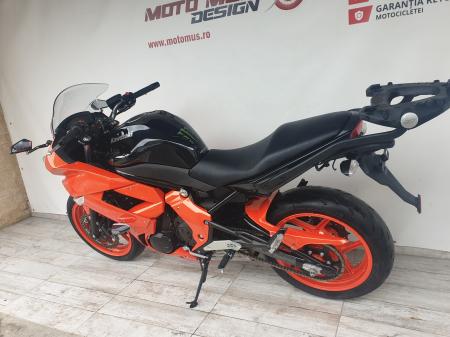 Motocicleta Kawasaki ER6-F 650cc 71CP - K70906 [10]