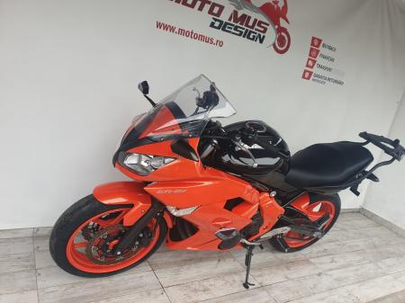 Motocicleta Kawasaki ER6-F 650cc 71CP - K70906 [7]
