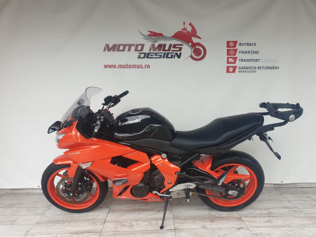 Motocicleta Kawasaki ER6-F 650cc 71CP - K70906 [6]